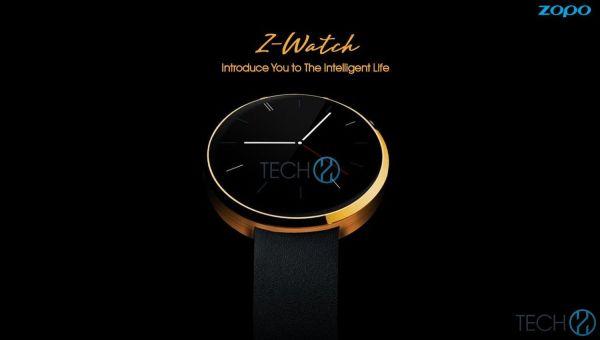 ZOPO Z-Watch / fot. tech2.hu