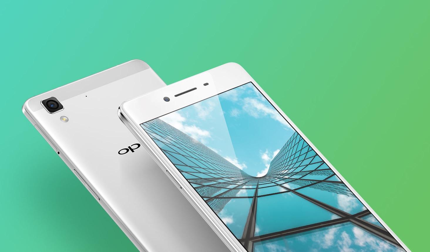 Cicha premiera Oppo R7 Lite ze Snapdragonem 615 i Androidem 5.1
