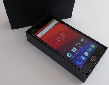 Recenzja: UMi Touch świetny smartfon z czujnikiem biometrycznym