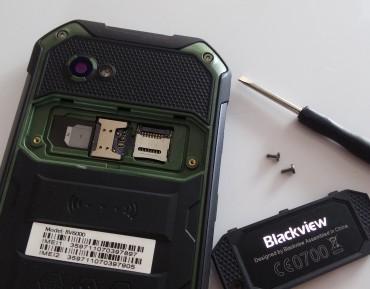 Recenzja: Blackview BV6000 – pancerny i wydajny smartfon z baterią 4500 mAh