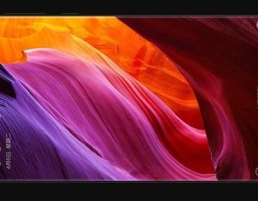 Xiaomi Mi MIX 2 w jednym ze sklepów jeszcze przed premierę