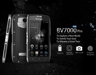 Blackview BV7000 Pro dostępny w naszym sklepie