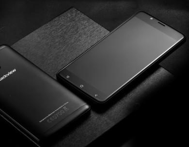 Blackview P2 z baterią 6000 mAh dostępny w naszym sklepie