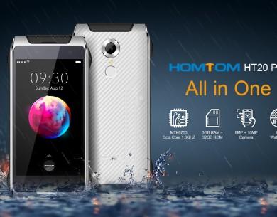 HOMTOM HT20 Pro oficjalnie w Polsce
