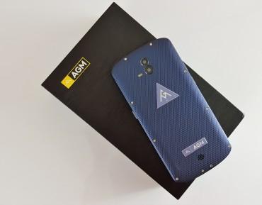 Recenzja: AGM X1 – wodoodporny smartfon z rewelacyjnym ekranem