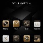 Blackview P2 - screen 1