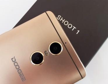 Recenzja: DOOGEE Shoot 1 – fajny smartfon z podwójnym aparatem za nieduże pieniądze