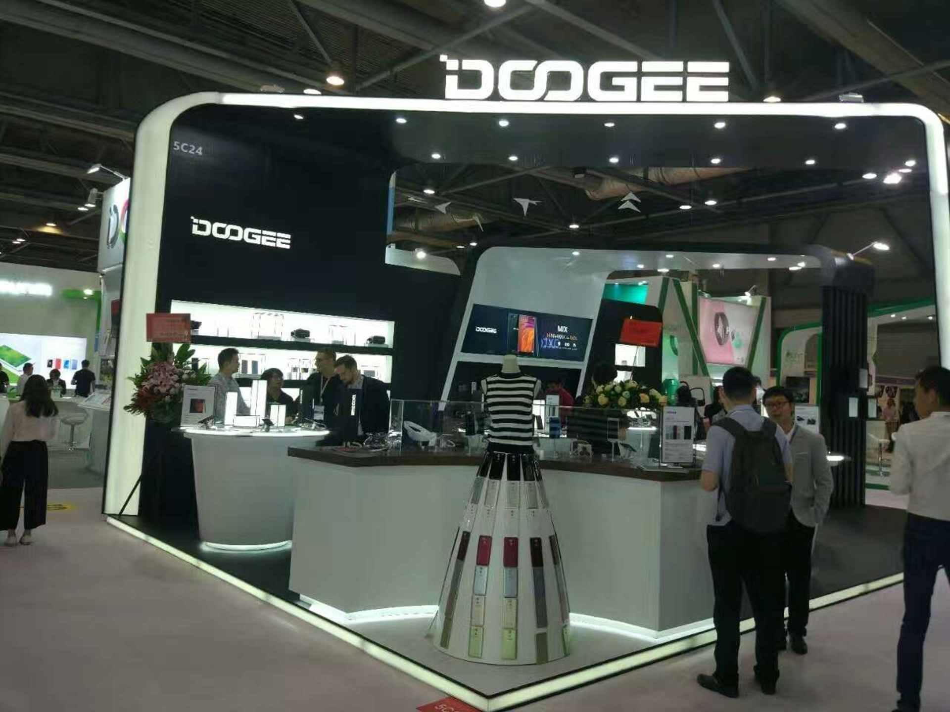 DOOGEE - targi