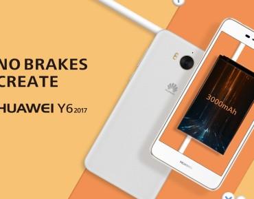 Huawei Y6 2017 oficjalnie zaprezentowany