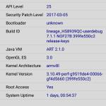 AGM A8 - screen 14