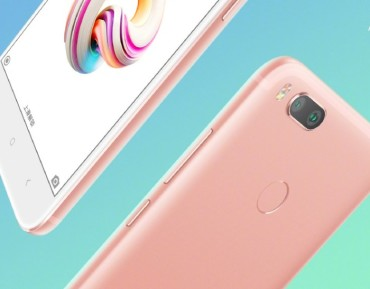 Oficjalny teaser Xiaomi Mi 5X