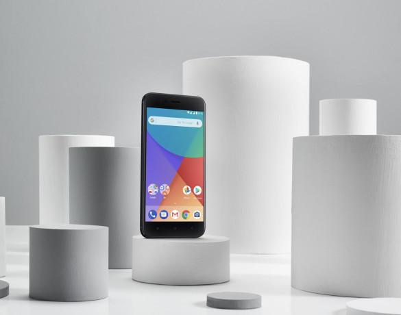 Xiaomi Mi A1 z Android One oficjalnie zaprezentowany